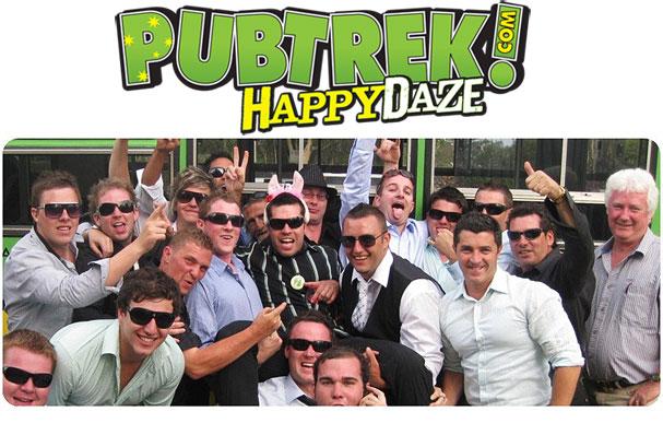 Pubtrek Happy Daze Parties
